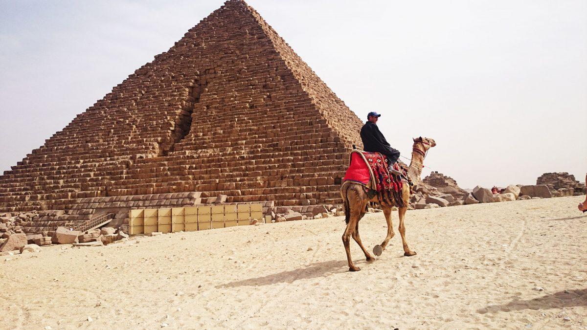 Hurghada, Cairo & Pyramids of Giza, Egypt