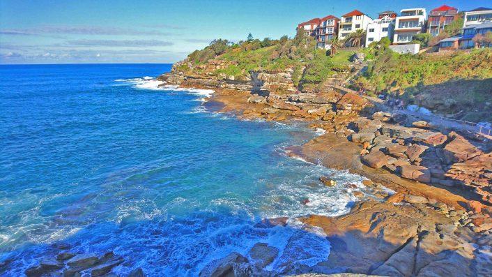 Bondi to Coogee coastal walk